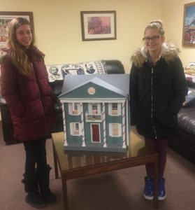 Modern Window Dollhouse Winner